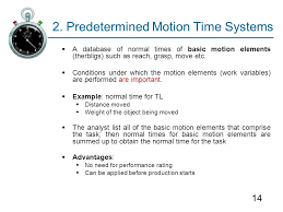 1 time study and work measurement chapters 12 introduction to
