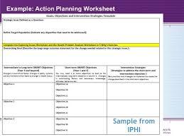action plan work sheet sample action plan work sheet 30