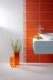 best images about wall tiles pinterest brighton orange gloss wall tile british ceramic tiles