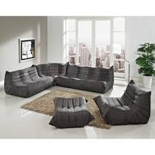Tufted Modern Sofa by Low Modern Sofa Sectionals Sofas Comfy Modern Curved Discount