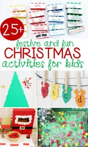festive and fun christmas activities for kids the kindergarten