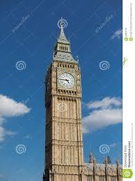 London Clock Tower Big Ben Great Clock Tower In London Stock Photo Image 56986732