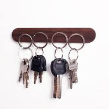 wshyufei solid wood key holder wall hanging wood wall hanging car