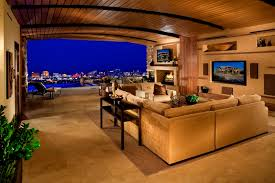 Las Vegas Home Decor Living Room In Las Vegas With Amazing View 800 X 533