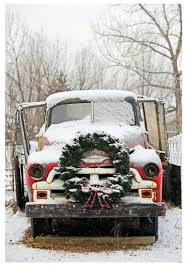 Christmas Vehicle Decorations 26 Best Holiday Images On Pinterest Christmas Truck Cars And