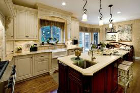 Colonial Kitchen Design Colonial Style Kitchen Design