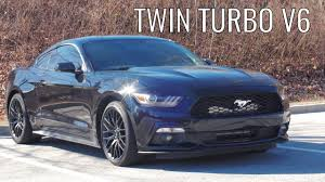 ford mustang v6 turbo turbo v6 mustang car review the one of a mustang