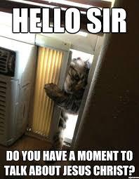 Morpheus Cat Meme - jehovah witness cat weknowmemes generator