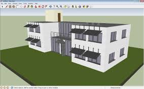 Home Design Using Google Sketchup by Visual Building Topic Export Visual Building 3d Model To