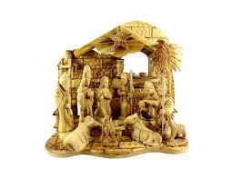 nativity sets nativity sets holy land olive wood bethlehem olive wood factory