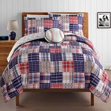 Blue And Red Boys Bedroom Red And Blue Comforter Astroflair Com