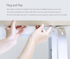 Stick On Led Lights Strips by Original Xiaomi Yeelight Smart Light Strip
