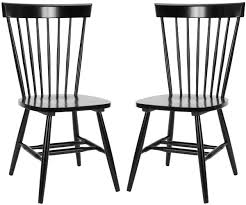 Safavieh Dining Room Chairs by Amh8500b Set2 Dining Chairs Furniture By Safavieh