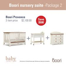 Boori Change Table Mat Boori Provence Nursery Suite Package 2 Baby Junction