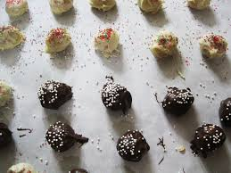 peanut butter and marshmallow truffles peanut butter and peppers