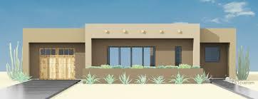 contemporary adobe house plan 61custom contemporary u0026 modern