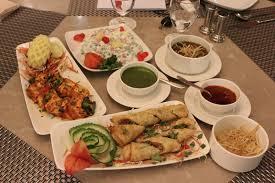 multi cuisine review mandvi a multi cuisine restaurant at the baroda residency