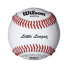 baseball equipment wilson baseball