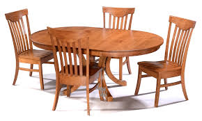 Amish Kitchen Furniture Impressive Amish Kitchen Table And Chairs Set 34884 Home Design