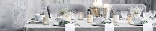 chic christmas table decorating ideas houseology