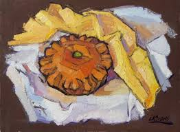 saatchi ornamental squash painting by ivan kolisnyk