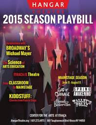 Comfort Keepers Ithaca Ny Hangar Theatre 2015 Playbill Magazine By Hangar Theatre Issuu