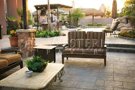 Tuscany Pavers San Diego by San Diego Pavers Raised And Sunken Patio Gallery By Western Pavers