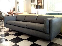 mid century modern tuxedo sofa cool stuff houston mid century