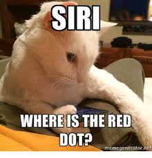 Grumpy Cat Meme Creator - siri where is the red dot meme generator net grumpy cat meme on me me