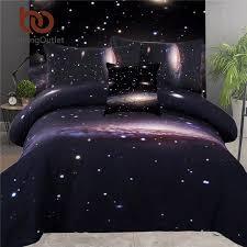 Bedding In A Bag Sets Beddingoutlet 5pcs Bed In A Bag Bedding Set 3d King Size Galaxy