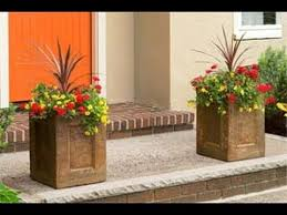 Concrete Planter Boxes by How To Make A Concrete Planter This Old House Youtube