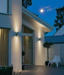 up down lights exterior up and down pir motion sensor wall light for exterior use