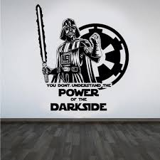 popular large star wars wall stickers buy cheap large star wars