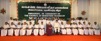 Tamilnadu Council Of Ministers 2012 Whispers In Tamil Nadu Another Cabinet Reshuffle On The Cards