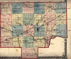 Champaign Illinois Map by Bureau County Illinois Maps And Gazetteers