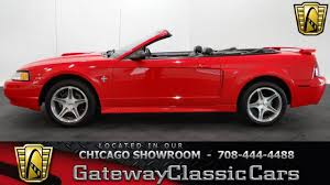 1999 ford mustang gt 1999 ford mustang gt gateway cars chicago 1030