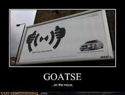 Goatse Meme - very demotivational goatse very demotivational posters start