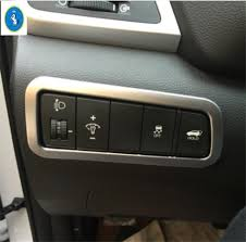 hyundai tucson 2016 interior accessories for hyundai tucson 2016 2017 abs headlight lamp switch