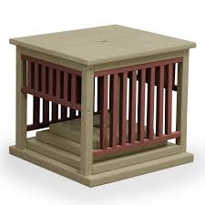 umbrella stand side table minimalist umbrella stand side table of amish poly mission 29