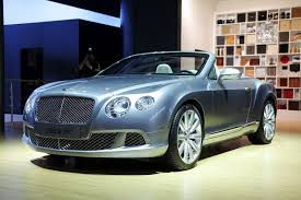 bentley suv 2014 bentley adds w12 to continental gtc line up and reveals exp 9 f