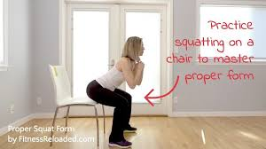 Chair Squat Proper Squat Form 5 Mistakes You May Not Know You U0027re Making Video