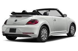 white volkswagen convertible new 2018 volkswagen beetle price photos reviews safety