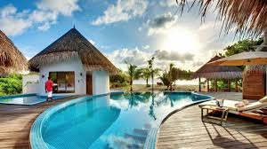 Exotic Beach Houses Hideaway Beach Resort U0026 Spa Re Opens Following A 50 Million