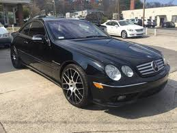 mercedes cl600 amg price mercedes cl class for sale carsforsale com
