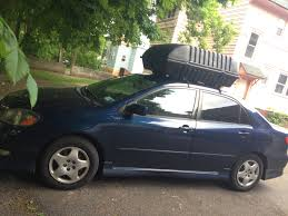 2009 Toyota Corolla Roof Rack by Converting A Toyota Corolla Into A Car Camper Album On Imgur