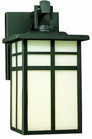 Craftsman Sconce Lighting Design Ideas Craftsman Mission Style Outdoor Lighting In