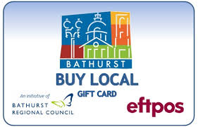 who buy gift cards buy local gift card bathurst business hub