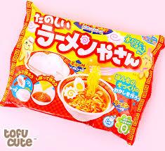 buy kracie popin u0027 cookin u0027 diy candy fun ramen shop at tofu cute