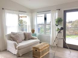 nature view sitting room telescope views neutrals paint color