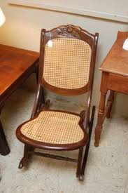 Folding Rocking Chair Astonishing Old Folding Rocking Chair At Home Tips Creative